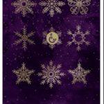 akse Weihnachtskarte